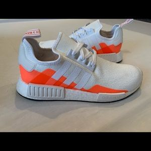 Adidas NMD R1 Solar Red/Footwear White EE5083